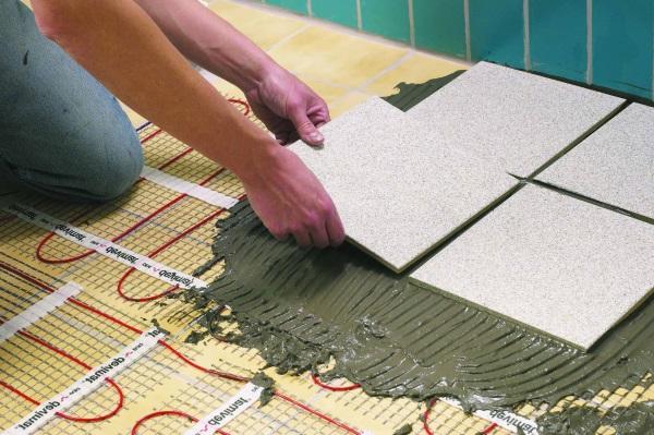Правильная укладка керамической плитки своими руками 2